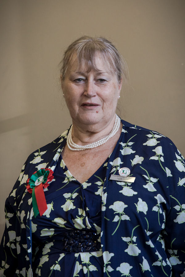 Lynda Young, National Trustee - for TG social group for women