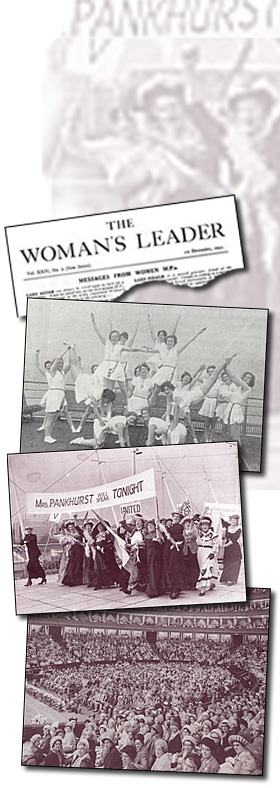 image showing The History of the Townswomen's Guild