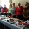 East Kent Federation held a mince pie and coffee morning. Proceeds will go to comic relief.