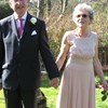 Pam Lonnen of Farnborough Clockhouse Guild has found love again in her 70's and married Chris Parrott recently. Congratulations Pam!