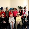 Gorseinon Guild recently had a Hat Making demonstration by Embellish at their recent meeting. Members are seen modelling the results.