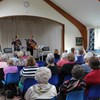 Knowle (Bristol Castle) Guild were entertained by the Willbees after their AGM recently.