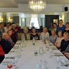 Lincoln Minster Guild attended a celebratory birthday lunch at the Tower Hotel in the historic Bailgate area of Lincoln.