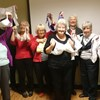 Parkstone Evening TG collected over 130 Bras for the charity 'Against Breast Cancer'. Well done ladies!