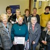 A group of TG members from Roose evening were invited to the pre-opening of the new maternity unit at Furness General Hospital. They were presented with a certificate to acknowledge their wonderful fundraising efforts.