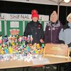 Shifnal Guild raised £110 at their Cricket Club firework display, half of which will go to Comic Relief and the other half to Children in Need.