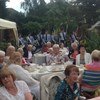 Wickford Afternoon Guild held their annual cream tea in their chairman's garden. 60 people were present and they were entertained by 1474 ATC squadron band, which was enjoyed by all.