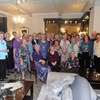 Recently Wimborne Evening Guild celebrated their Golden Anniversary with a celebratory dinner at the Langtry Manor Hotel in Bournemouth.