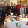 Yateley Guild held a comic relief table at their local Christmas market/fair.